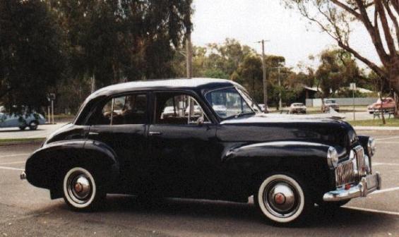 FX (48-215) Holden (1948-1953)